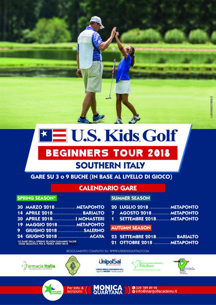 Acaya Golf Club Calendario Gare.Junior Star Golf Academy